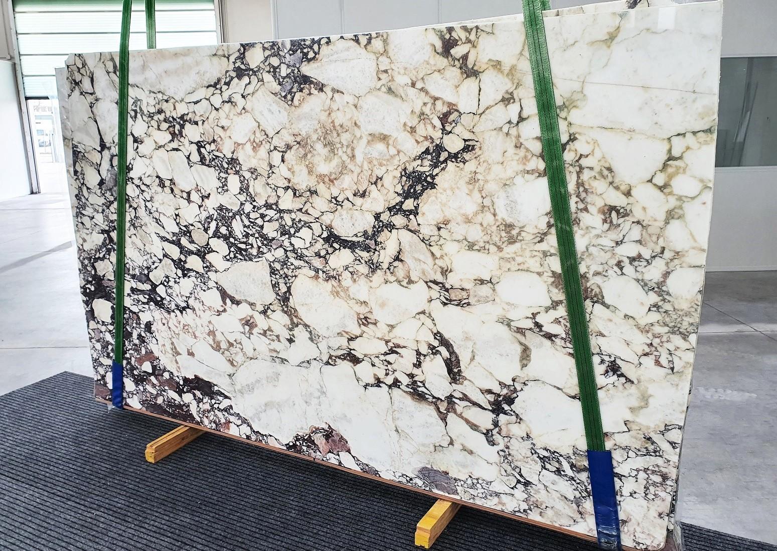 CALACATTA VIOLA Supply Veneto (Italy) polished slabs 12911 , Bnd02-Slb108 natural marble