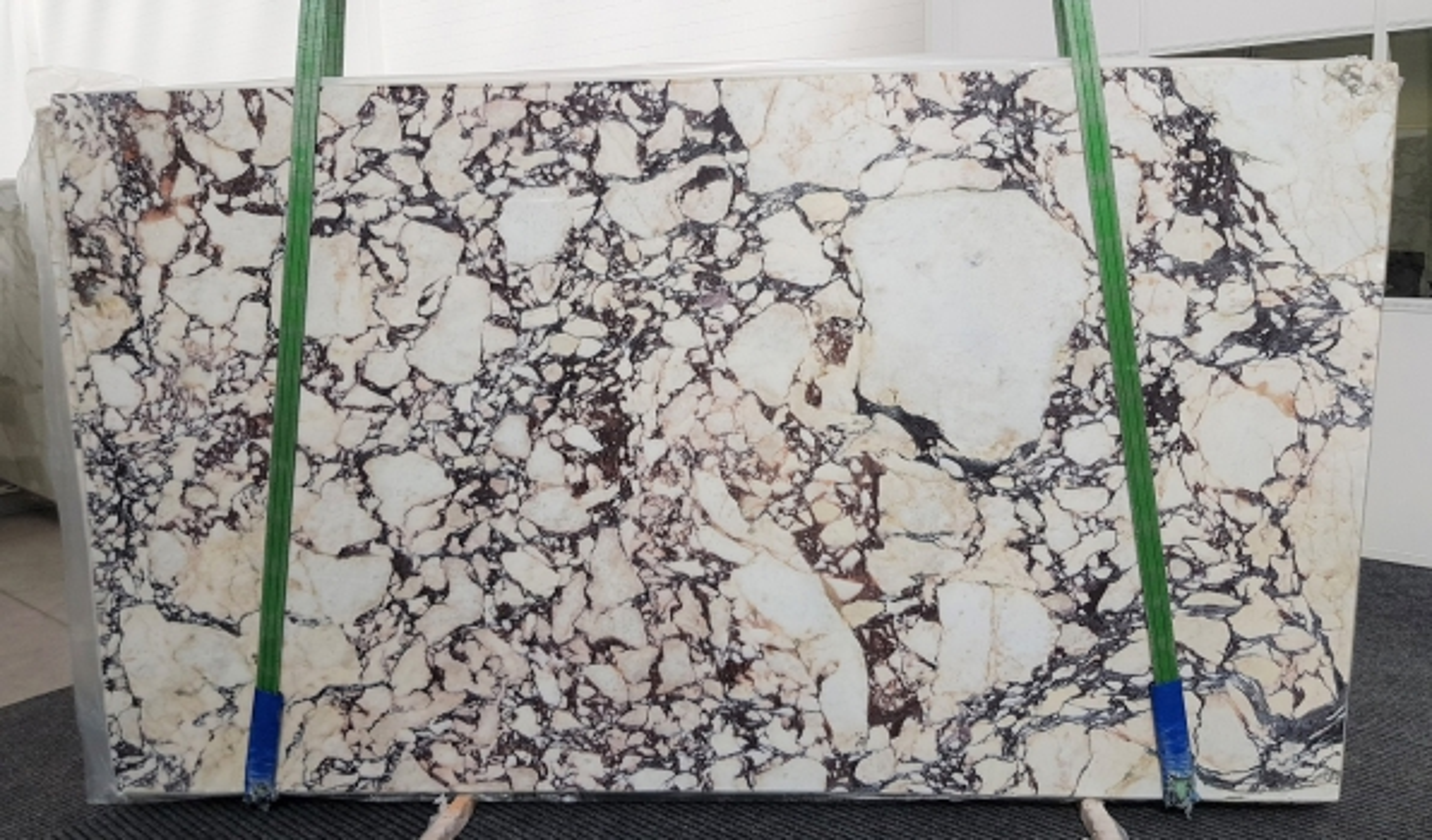 CALACATTA VIOLA Supply Veneto (Italy) polished slabs #1106 , Bundle #1 natural marble