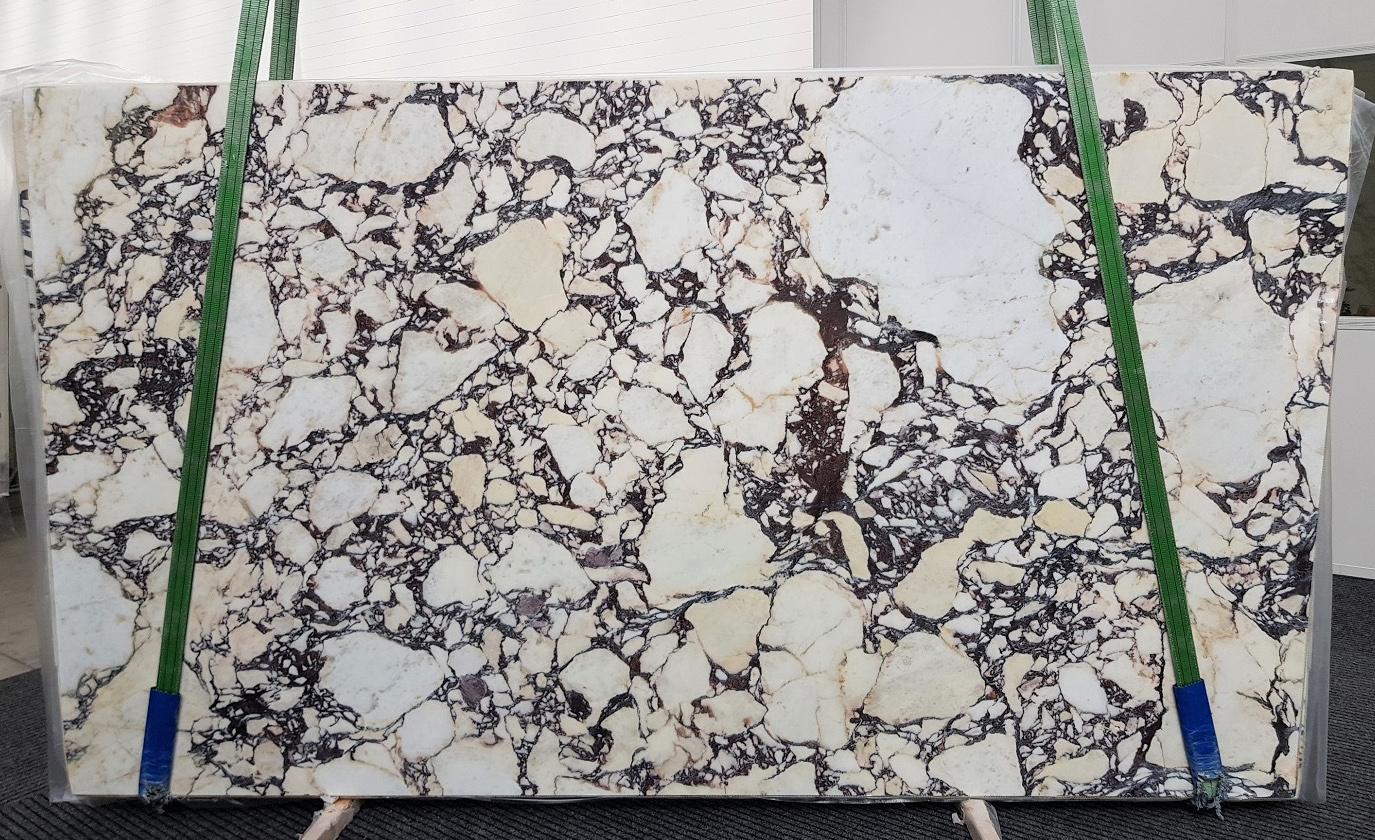 CALACATTA VIOLA Supply Veneto (Italy) polished slabs #1106 , Bundle #4 natural marble