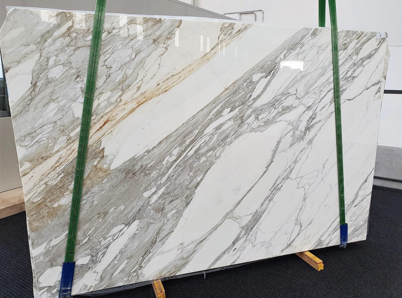 CALACATTA Supply Veneto (Italy) polished slabs 1344 , A - slab #05 natural marble