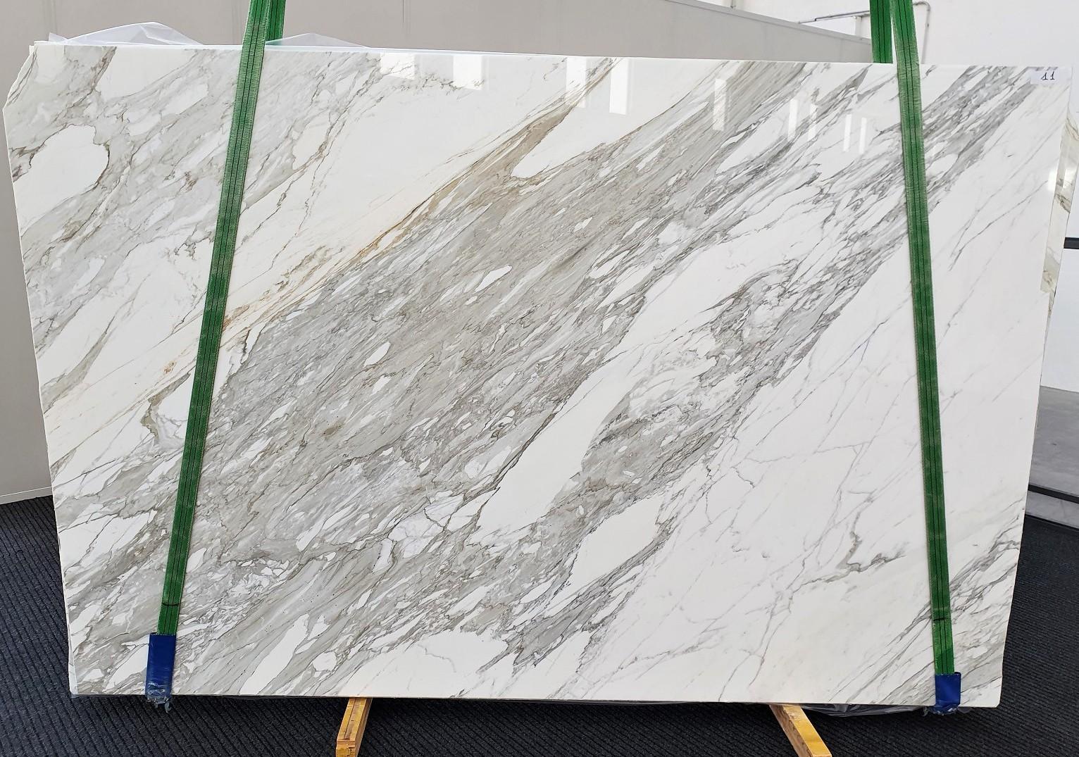 CALACATTA Supply Veneto (Italy) polished slabs 1344 , B - slab #11 natural marble