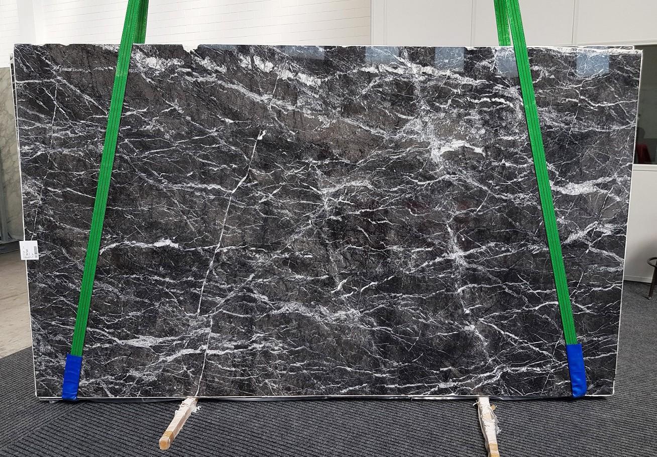 GRIGIO CARNICO Supply Veneto (Italy) polished slabs 1195 , Slab #01 natural marble