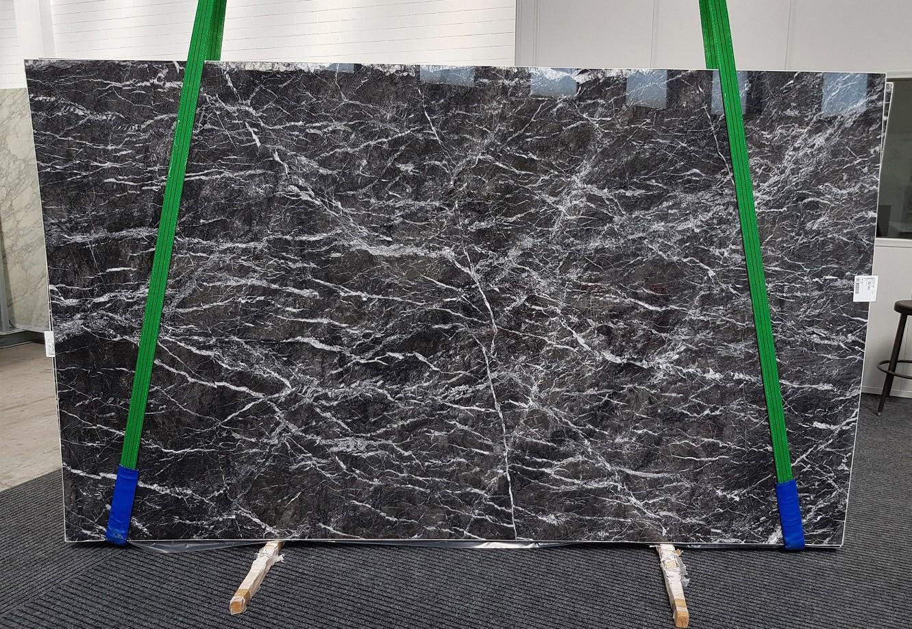 GRIGIO CARNICO Supply Veneto (Italy) polished slabs 1195 , Slab #34 natural marble