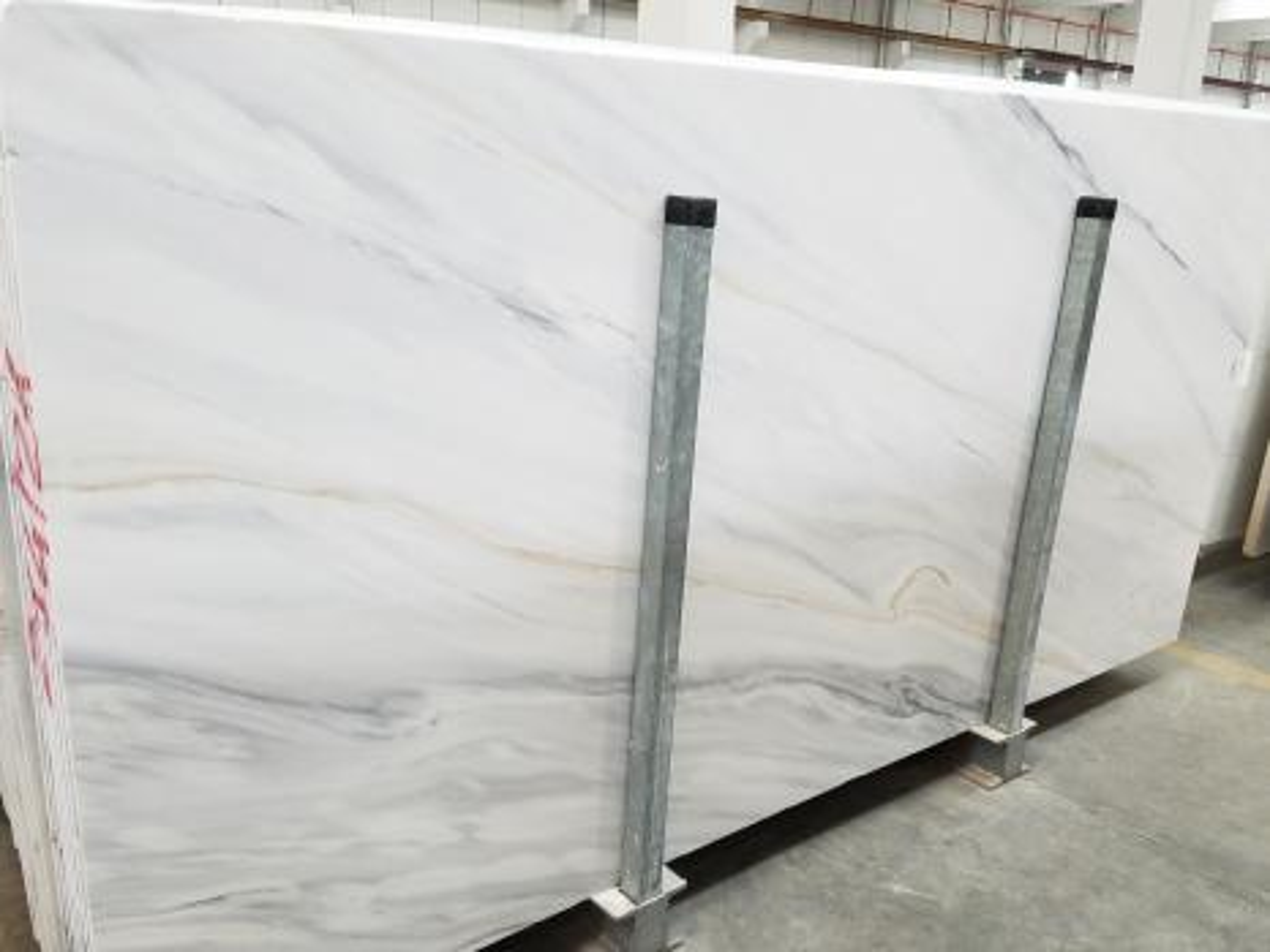 LASA BIANCO VENA ORO Supply Veneto (Italy) polished slabs 1669M , sl2 natural Dolomite
