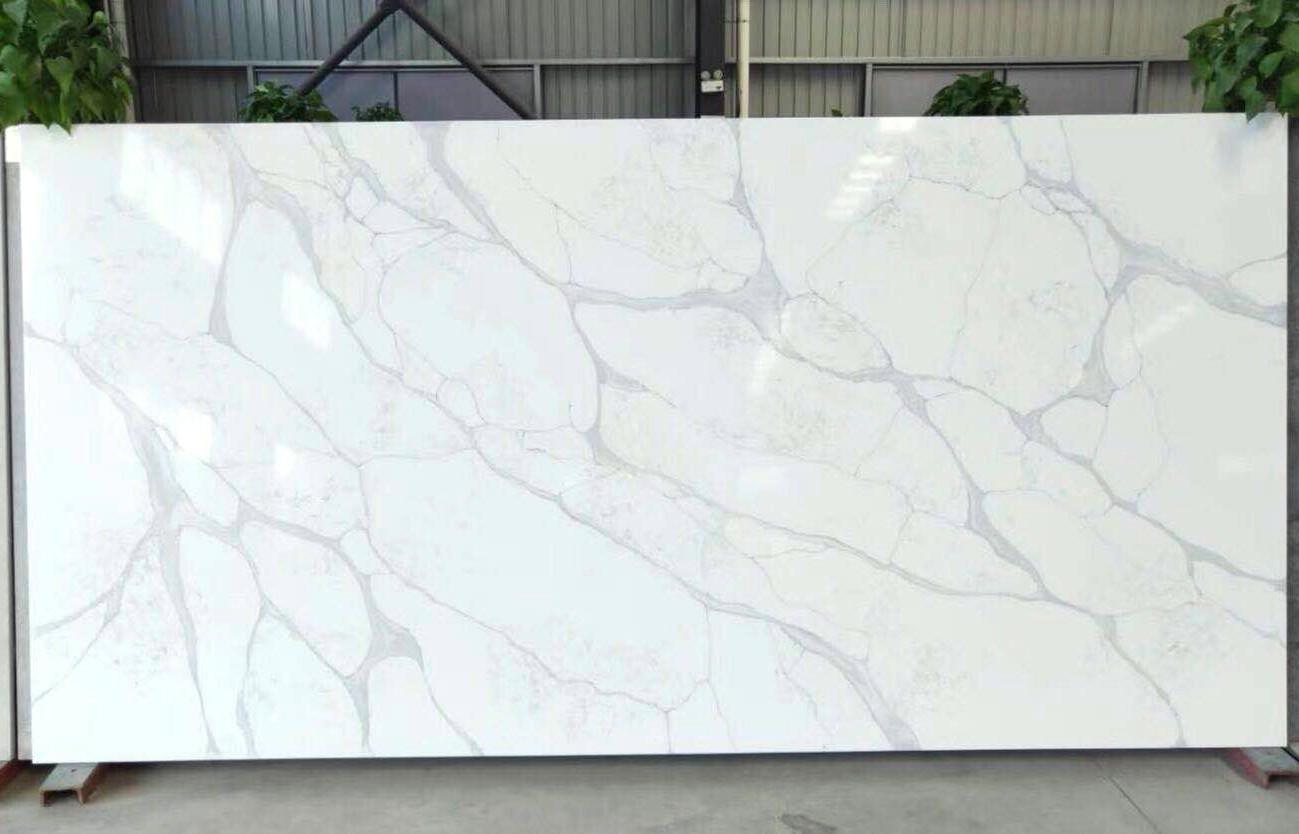 LUCCA Supply Hai Phong (Vietnam) polished slabs V7010 , SL3CM artificial aglo quartz