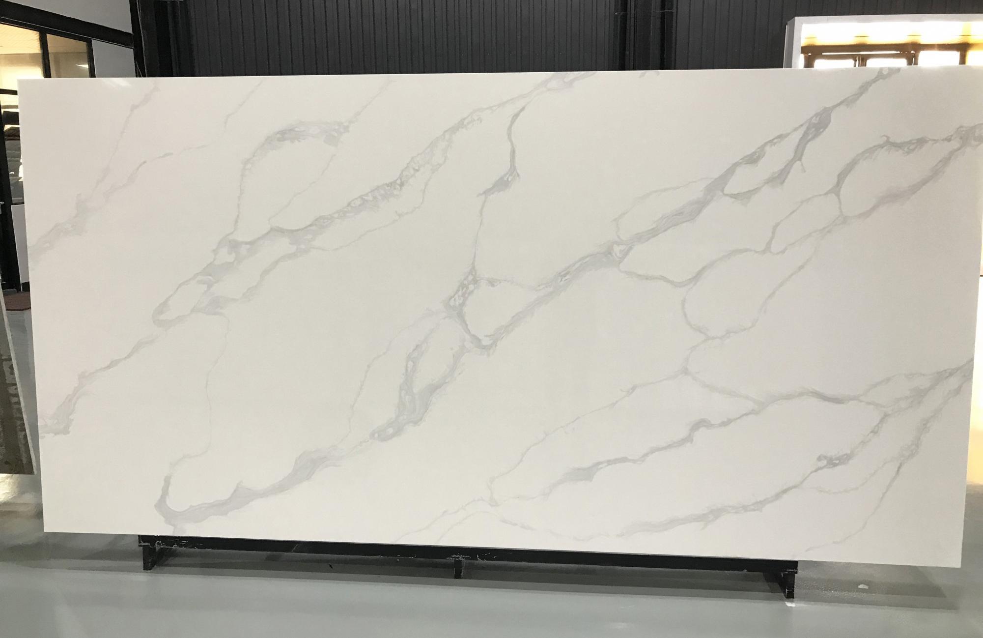 MARINA Supply Hai Phong (Vietnam) polished slabs EGA6012 , SL3CM artificial aglo quartz