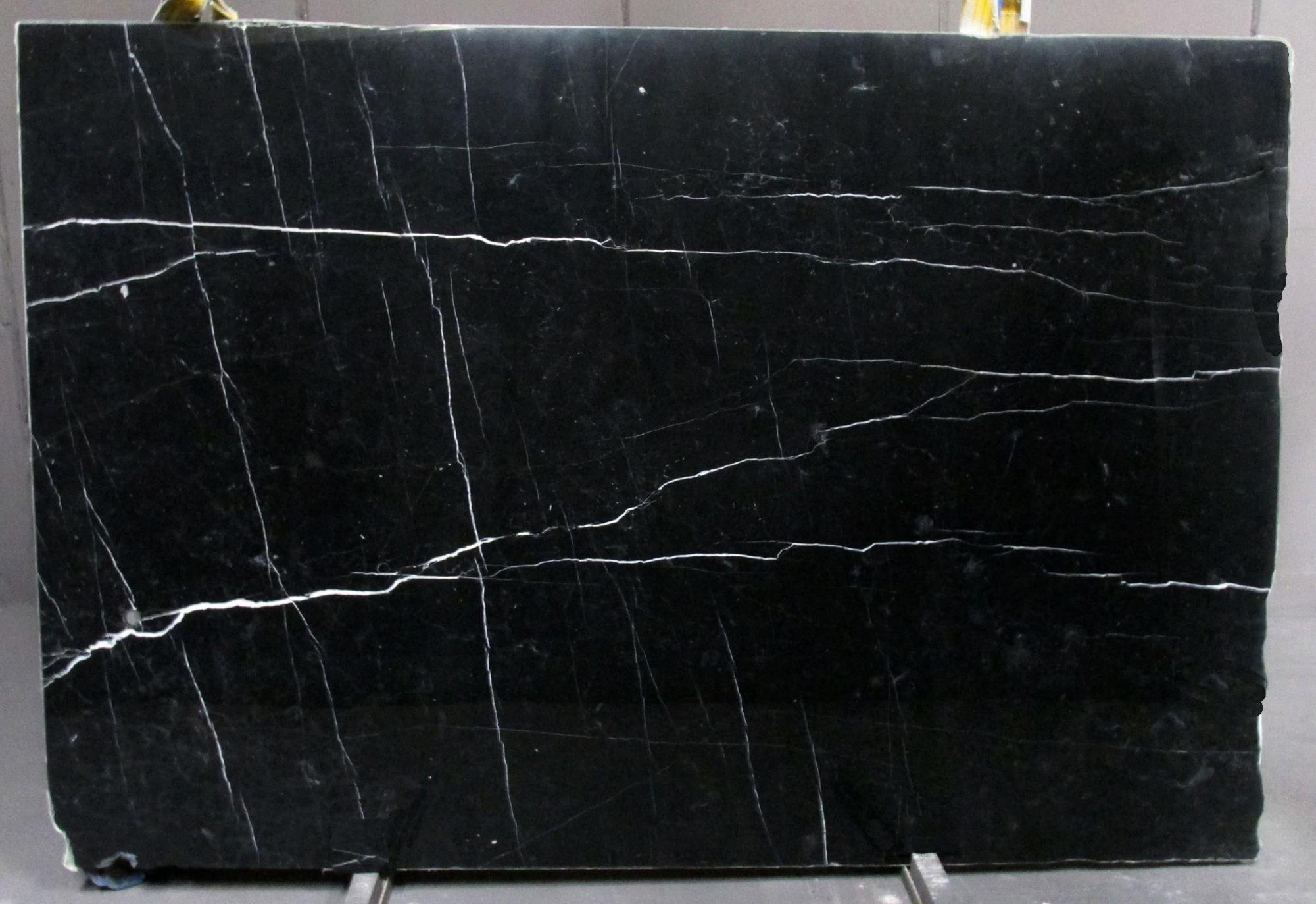 NERO MARQUINA polished slabs 1133M , SL2CM natural marble