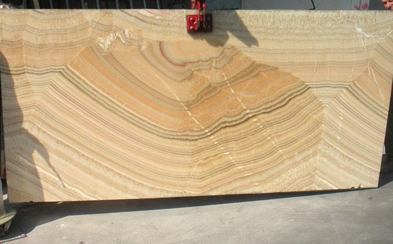 ONYX ARCOBALENO Supply (Italy) polished slabs E_H463 natural onyx