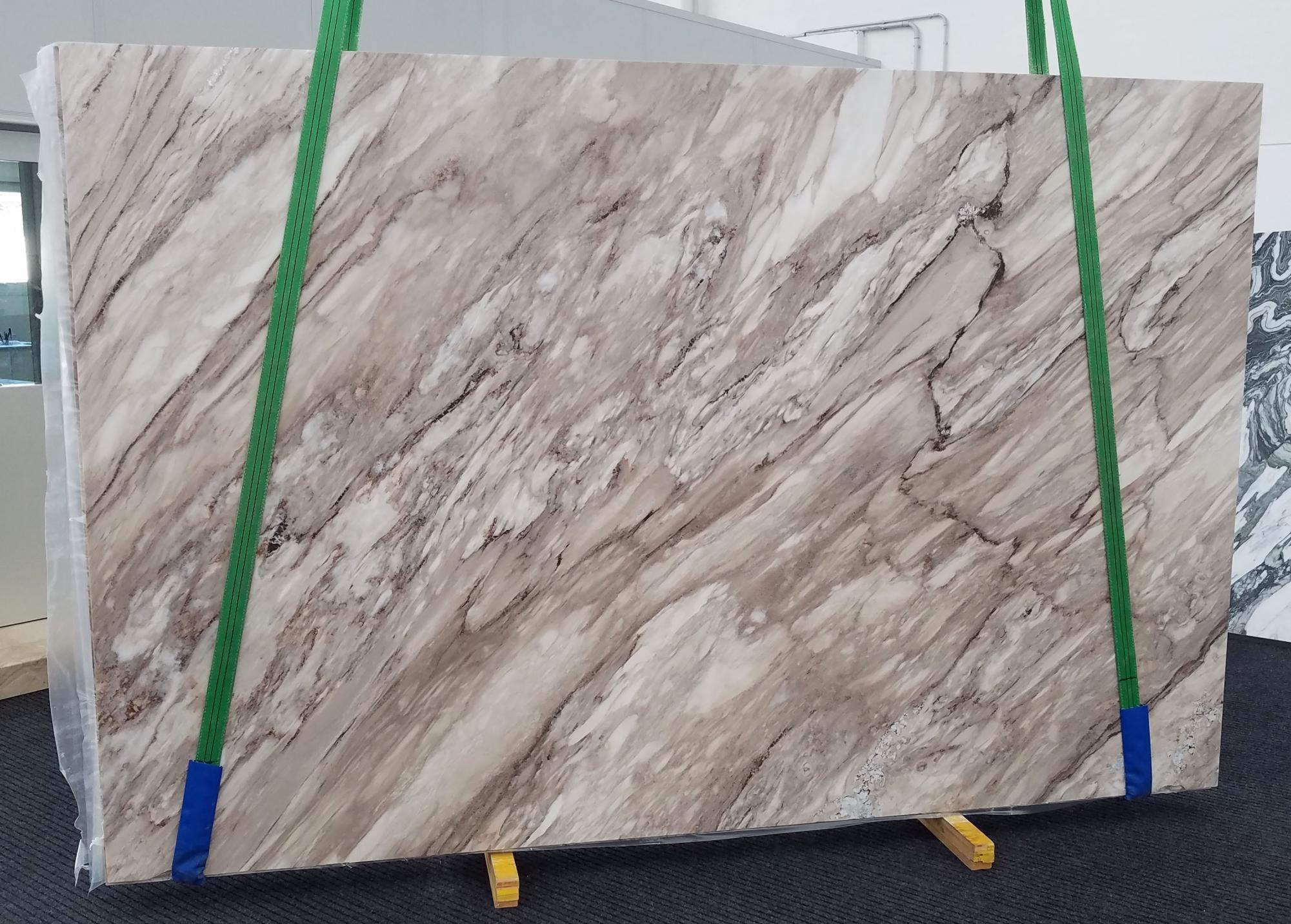 PALISSANDRO CLASSICO Supply Veneto (Italy) polished slabs 1415 , Slab #19 natural marble