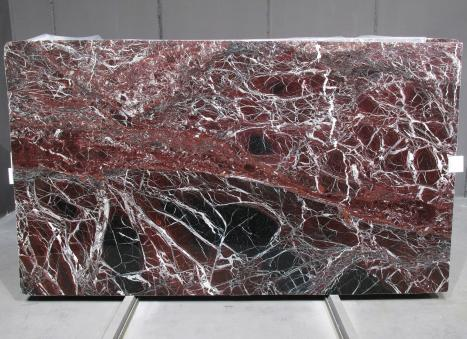 ROSSO LEVANTO Supply Veneto (Italy) polished slabs 1712M , SL2CM natural marble