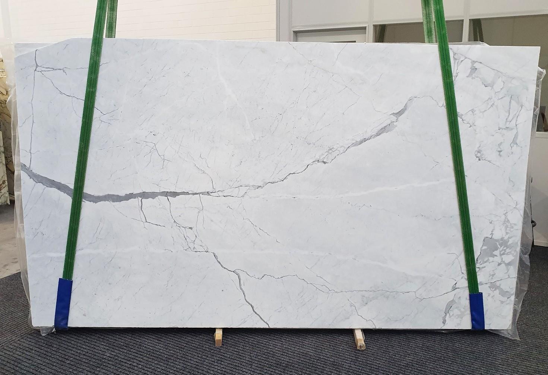 STATUARIETTO polished slabs 1290 , Slab #20 natural marble