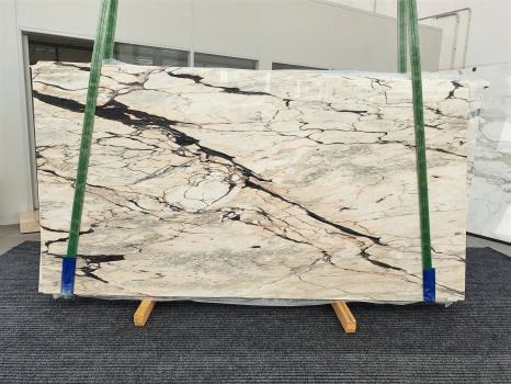 STATUARIO CORAL Supply Veneto (Italy) polished slabs 1328 , Bundle #03 natural marble