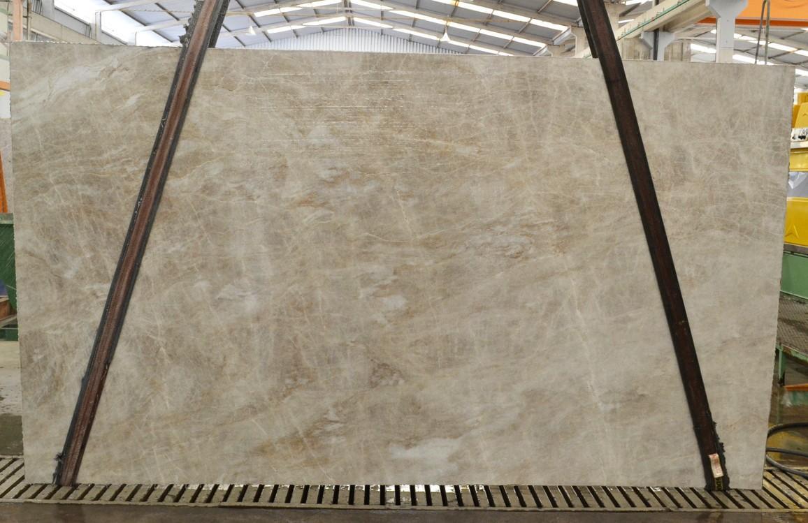 TAJ MAHAL Supply Espirito Santo (Brazil) honed slabs BQ02441 , Slab #07 natural quartzite