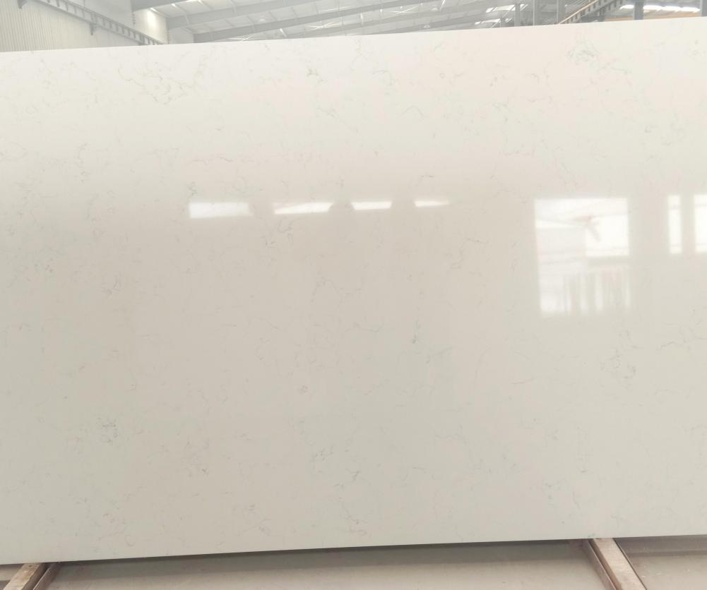 Venetian White Supply Hai Phong (Vietnam) polished slabs 6302 , SL2CM artificial aglo quartz