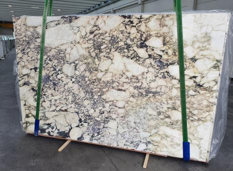 CALACATTA VIOLAslab polished Italian marble Slab #51,  116.1 x 74.8 x 0.8 ˮ natural stone (sold in Veneto, Italy)