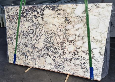 CALACATTA VIOLAslab polished Italian marble Slab #26,  116.9 x 74 x 0.8 ˮ natural stone (available in Veneto, Italy)