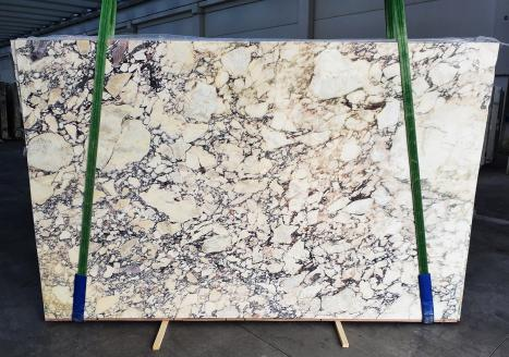 CALACATTA VIOLAslab polished Italian marble Slab #18,  116.9 x 74 x 0.8 ˮ natural stone (available in Veneto, Italy)