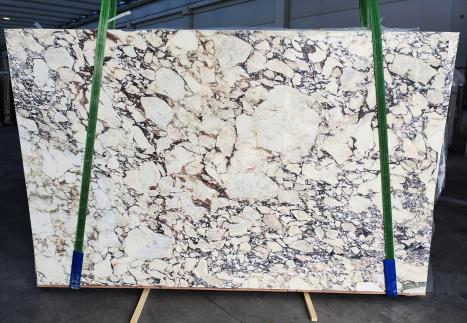 CALACATTA VIOLAslab polished Italian marble Slab #01,  116.9 x 74 x 0.8 ˮ natural stone (available in Veneto, Italy)
