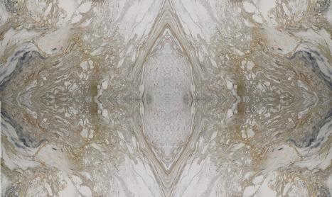 GOLDEN CALACATTA 31 slabs polished Greek marble SL2CM,  93.7 x 66.9 x 0.8 ˮ natural stone (available in Veneto, Italy)