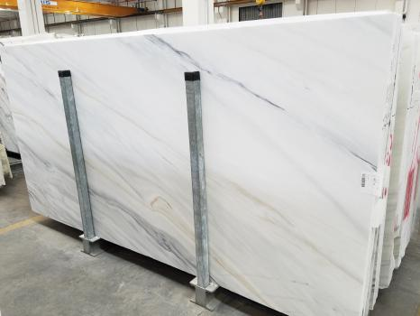 LASA BIANCO VENA ORO 44 slabs polished Italian Dolomite sl2,  124 x 59.8 x 0.8 ˮ natural stone (available in Veneto, Italy)