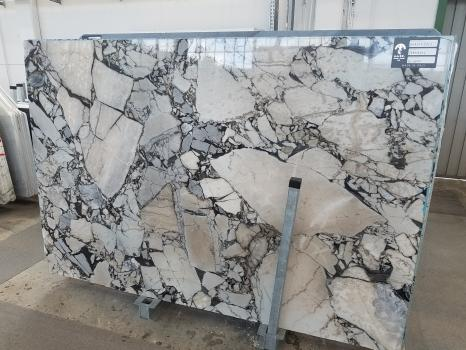 BEAUTY GREY 15 slabs polished Greek marble SL2,  106.3 x 70.9 x 0.8 ˮ natural stone (available in Veneto, Italy)