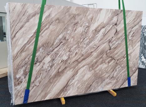 PALISSANDRO CLASSICOslab polished Italian marble Slab #19,  122 x 78.7 x 0.8 ˮ natural stone (available in Veneto, Italy)