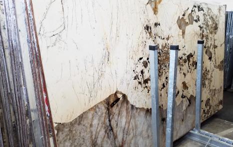 PATAGONIAslab polished Brazilian granite Slab #08,  133.5 x 73.2 x 0.8 ˮ natural stone (available in Veneto, Italy)