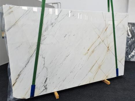 PAONAZZOslab polished Italian marble Slab #16,  126 x 76 x 0.8 ˮ natural stone (available in Veneto, Italy)