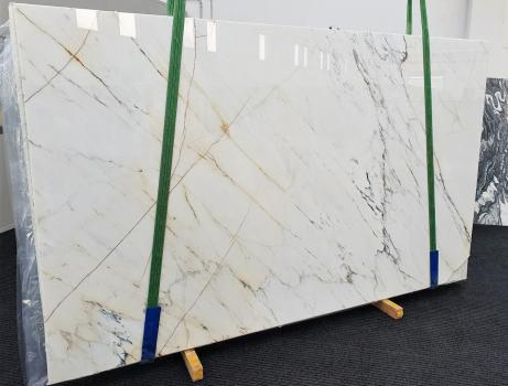 PAONAZZOslab polished Italian marble Slab #23,  126 x 76 x 0.8 ˮ natural stone (available in Veneto, Italy)