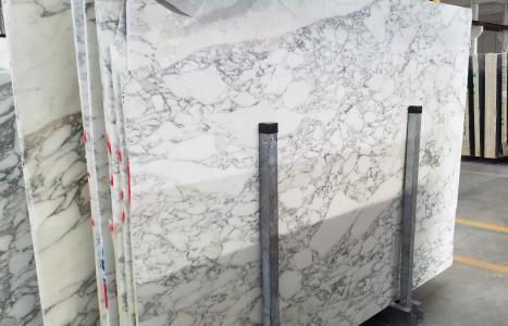 CALACATTA VAGLI 12 slabs honed Italian marble SL2CM,  105.5 x 76.8 x 0.8 ˮ natural stone (available in Veneto, Italy)