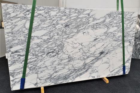 ARABESCATO CORCHIAslab honed Italian marble Slab #26,  118.1 x 66.9 x 0.8 ˮ natural stone (available in Veneto, Italy)