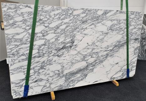 ARABESCATO CORCHIAslab honed Italian marble Slab #34,  118.1 x 66.9 x 0.8 ˮ natural stone (available in Veneto, Italy)
