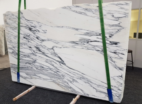 ARABESCATO CORCHIA 10 slabs polished Italian marble Bundle #1,  114 x 73 x 0.8 ˮ natural stone (sold in Veneto, Italy)