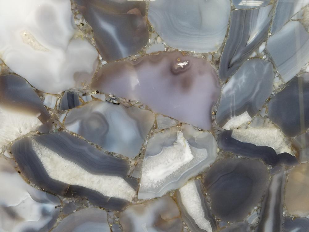 Technical detail: AGATA WILD Brazilian polished natural, semi precious stone