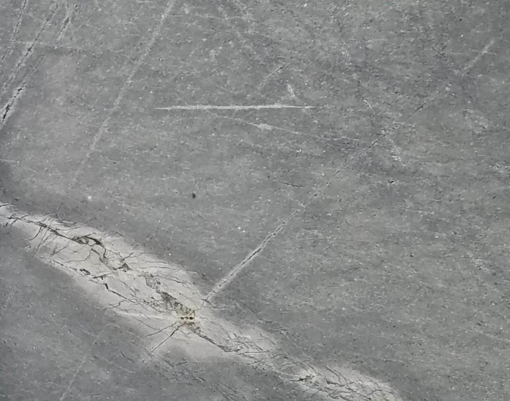 Technical detail: ATLANTIC LAVA STONE Mongolian polished natural, basalt