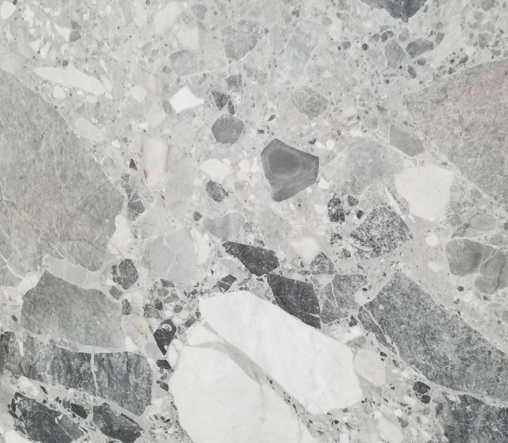 Technical detail: Babylon Grey Macedonian polished natural, marble