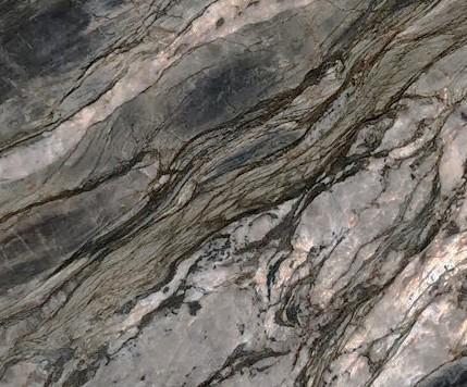 Technical detail: FUSION MISTIC Brazilian polished natural, quartzite