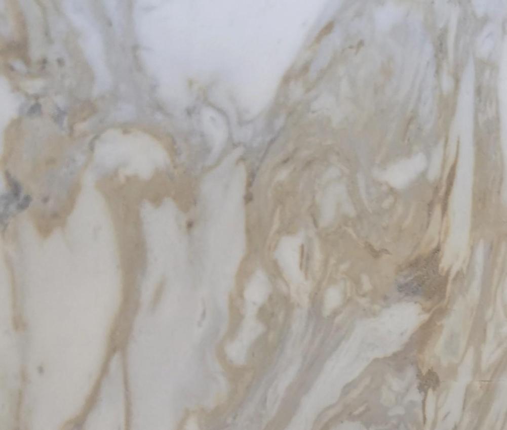 Technical detail: GOLDEN CALACATTA Greek honed natural, marble