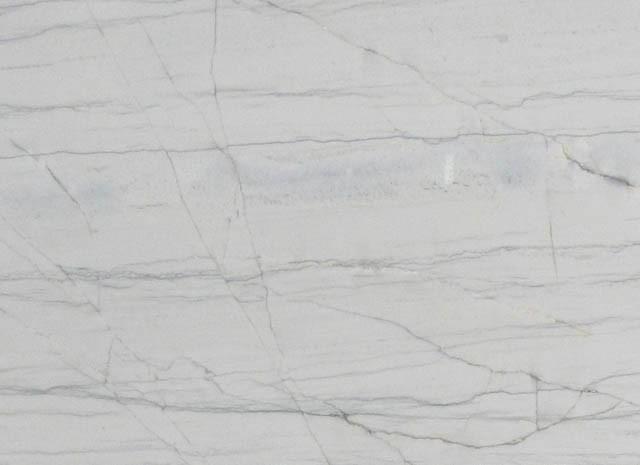 Technical detail: MACAUBAS WHITE Brazilian polished natural, quartzite