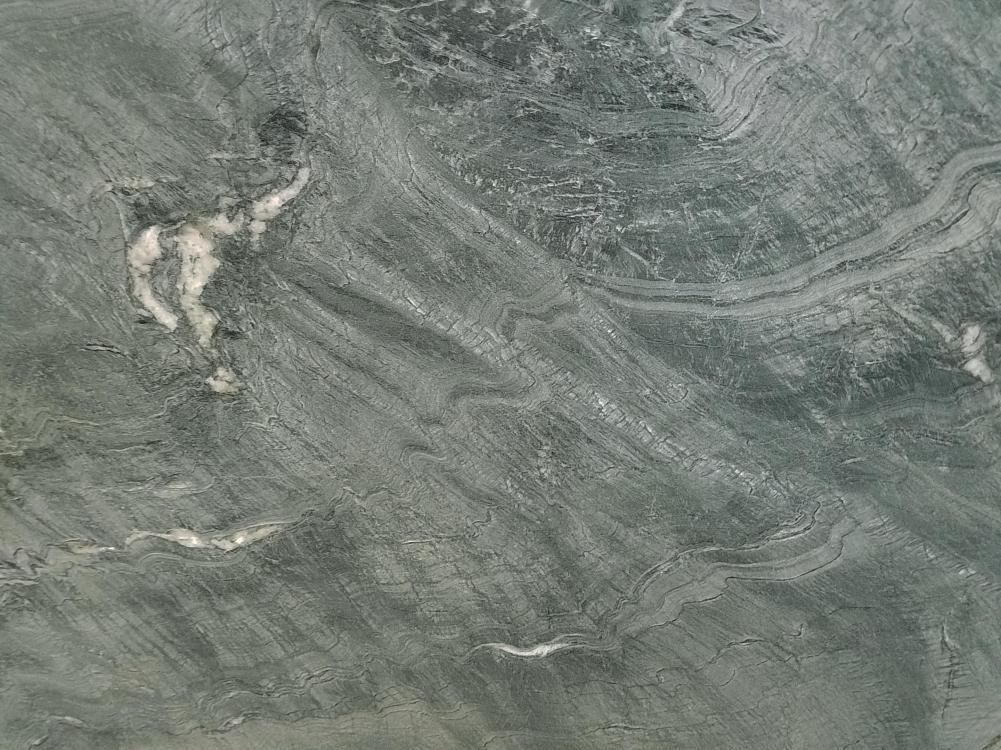 Technical detail: MALAKITE Brazilian brushed natural, granite