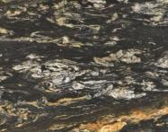 Technical detail: BLACK VULCON Brazilian polished natural, granite