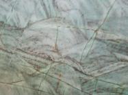 Technical detail: EMERALD GREEN Brazilian polished natural, quartzite