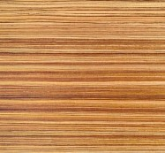 Technical detail: Zebrawood Quartered Cameroon polished veneered, Zebrano