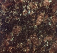 Technical detail: SAPPHIRE BROWN Indian polished natural, granite