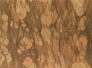 Technical detail: PORFIRICO RAMELLO ROSSO Italian honed natural, marble