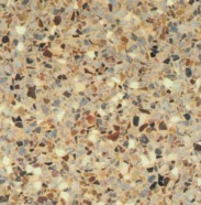 Technical detail: CANALETTO Italian polished terrazzo, marble