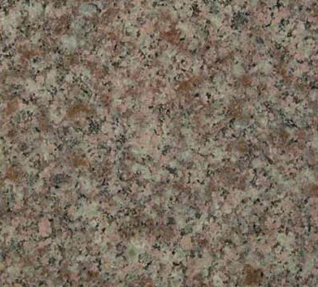 Copper Rose Polished Granite Pink Dark Stone Fine Grain Grey